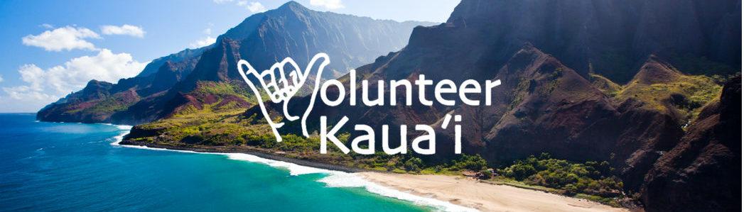 Volunteer Kauai