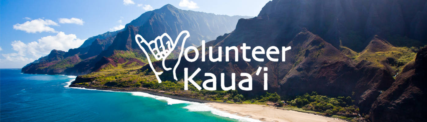 Volunteer Kauai